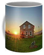 Stone House Sunrise Coffee Mug