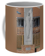 Stone Jesus Coffee Mug