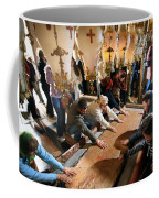 Stone Of Anointing Coffee Mug