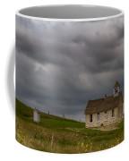 Stone Schoolhouse Coffee Mug