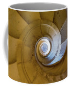 Stone Spiral Coffee Mug