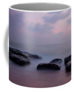 Stone  Touching Air And Water Coffee Mug