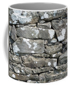 Stone Wall Detail Doolin Ireland Coffee Mug