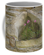 Stone Wall Determination Coffee Mug