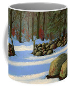 Stone Wall Gateway Coffee Mug