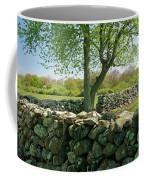 Stone Wall In Rhode Island Coffee Mug