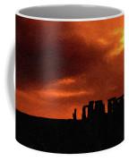 Stonehenge Impasto 2 Coffee Mug