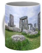 Stonehenge In England Coffee Mug