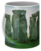 Stonehenge In Spring 2 Coffee Mug