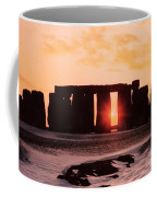 Stonehenge Winter Solstice Coffee Mug
