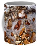 Stones And Ice Coffee Mug