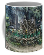 Stones To Decorate A Tree Coffee Mug