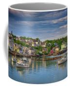 Stonington Harbor Coffee Mug