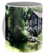 Stony Brook Gristmill And Museum Coffee Mug