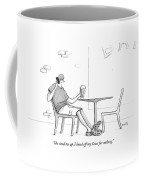 Stood Up Coffee Mug