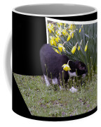 Stop And Feel The Flowers Coffee Mug