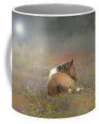 Stopping To Smell The Flowers Coffee Mug
