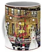 Store Front Wedding Coffee Mug