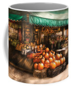 Store - Hoboken Nj - The Fruit Market Coffee Mug