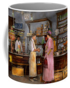 Store - In A General Store 1917 Coffee Mug