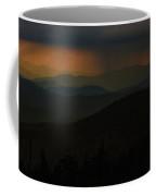 Storm Brewing In The Smokies Coffee Mug