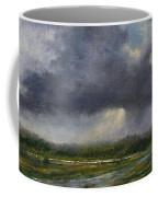 Storm Brewing Over The Refuge Coffee Mug