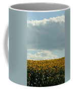 Storm Cloud Above Our Heads Coffee Mug