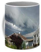 Storm Cloud Over Pigeon Cove Coffee Mug
