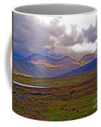 Storm Clouds Ahead In Connemara Coffee Mug