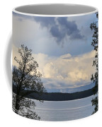 Storm Clouds Over Kentucky Lake Coffee Mug