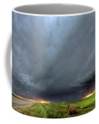 Storm Clouds Over Saskatchewan Coffee Mug