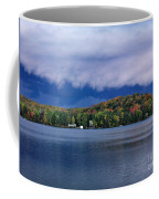 Storm Clouds Over The Lake Of Bays Coffee Mug