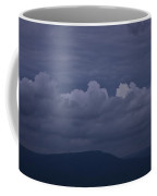 Storm Clouds Over The Valley Coffee Mug