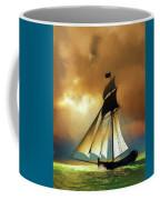 Storm Comes Coffee Mug