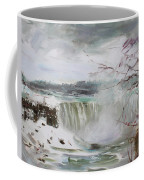 Storm In Niagara Falls  Coffee Mug