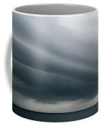 Storm Near Liberia Coffee Mug