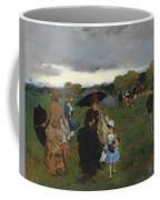 Storm On The Bois De Boulogne Coffee Mug