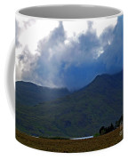 Storm On The Horizon In Connemara Coffee Mug