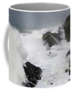 Storm On The Oregon Coast 2 Coffee Mug