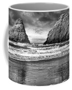 Storm On The Rocks Coffee Mug