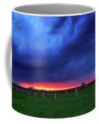 Storm Over Farm Country Coffee Mug