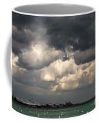 Storm Over Lake Michigan Coffee Mug