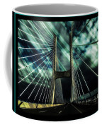 Storm Over The Bridge  Coffee Mug