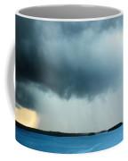 Storm Over Water Coffee Mug