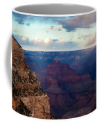 Storm Passes The Grand Canyon Coffee Mug