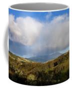 Storm Passing Over Morgan Territory Coffee Mug