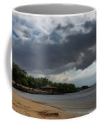 Storm Rolling In Coffee Mug