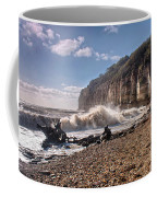 Storm Tide Cliffs End Coffee Mug