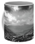 Storms In Contrast Coffee Mug