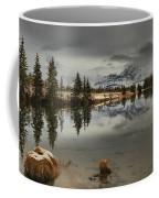 Storms Over Talbot Lake Coffee Mug